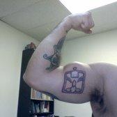 Peckerwood tattoo