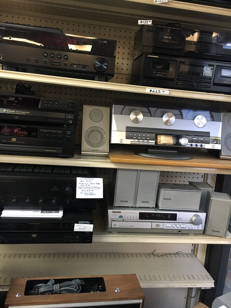 Audio Video Repair: 5107 W Overland Rd, Boise, ID