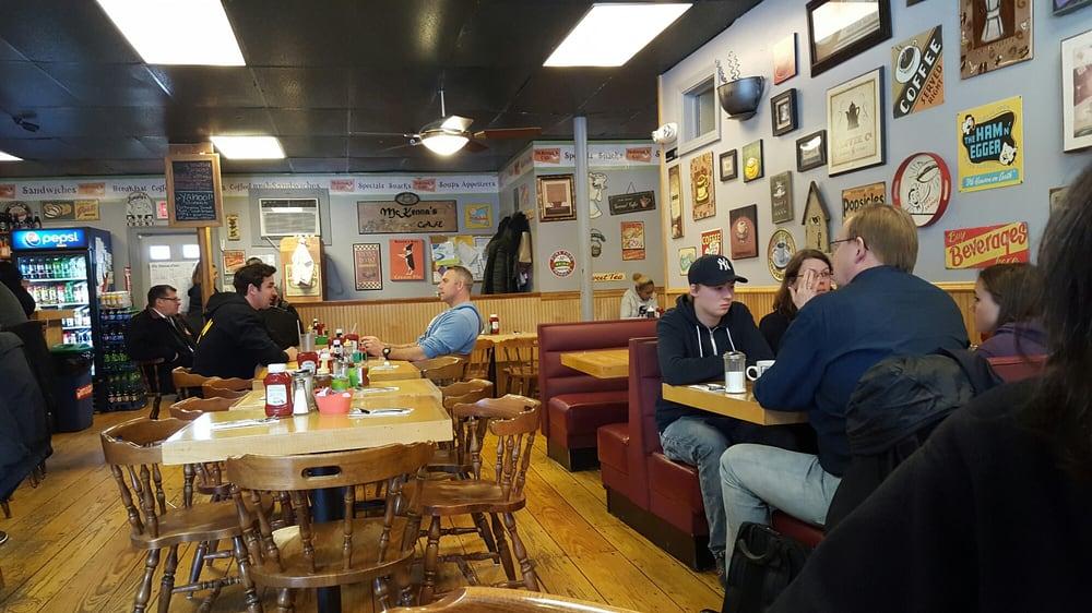 Mckenna S Cafe Dorchester Ma