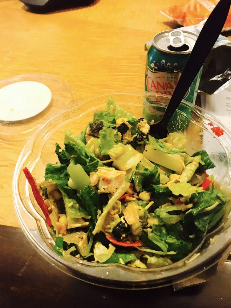 Green Fine Salad Co