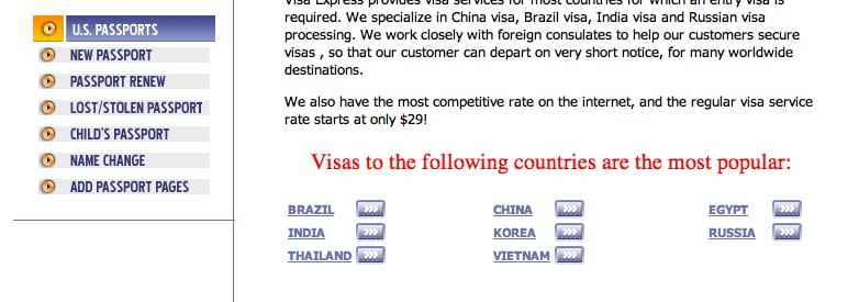 CIBT visas - 10 Photos & 32 Reviews - Passport & Visa