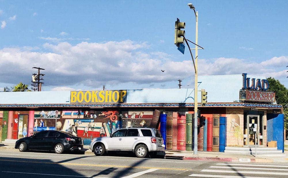 Iliad Book Shop