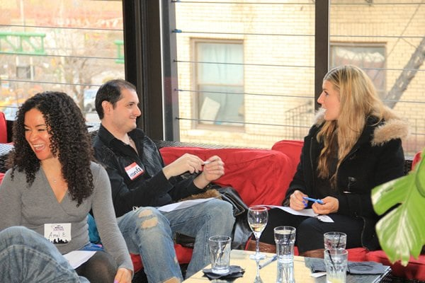 Fast life speed dating chicago singles