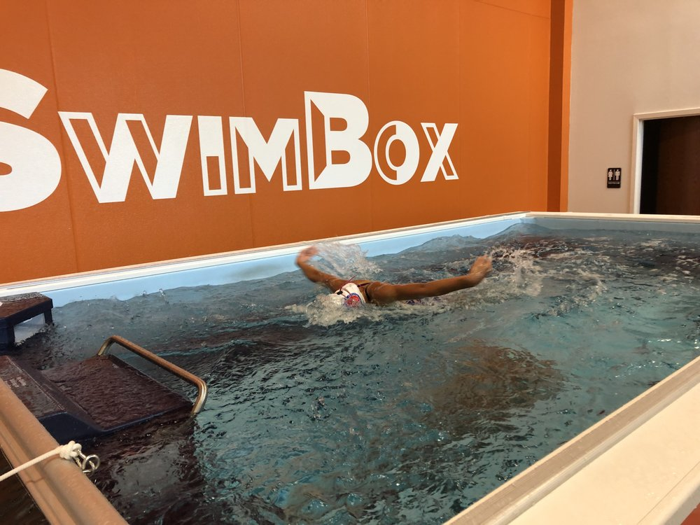 SwimBox: 22149 Davis Dr, Sterling, VA