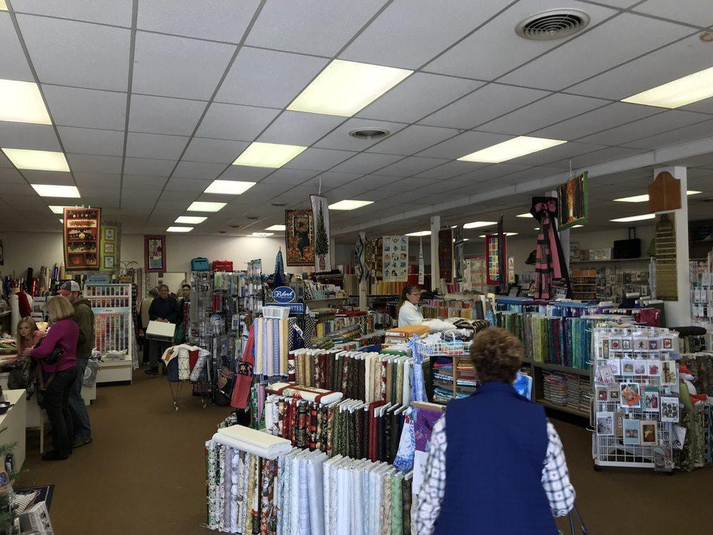 Elkins Sewing Center: 300 Davis Ave, Elkins, WV