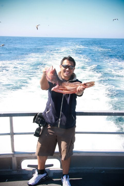 After guts and gills cut out yelp for Marina del rey fishing report