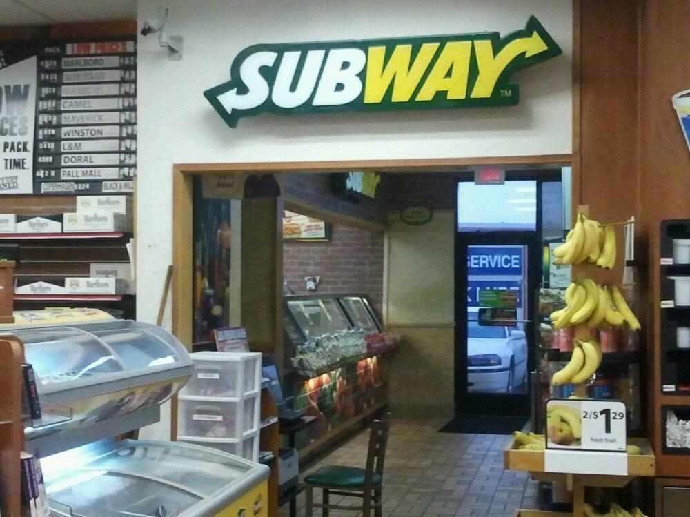 Subway: 7801 Alcoa Rd, Benton, AR