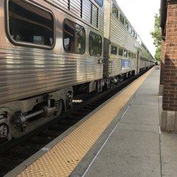 Metra BNSF Union Station - 12 Photos - Trains - 4012 S