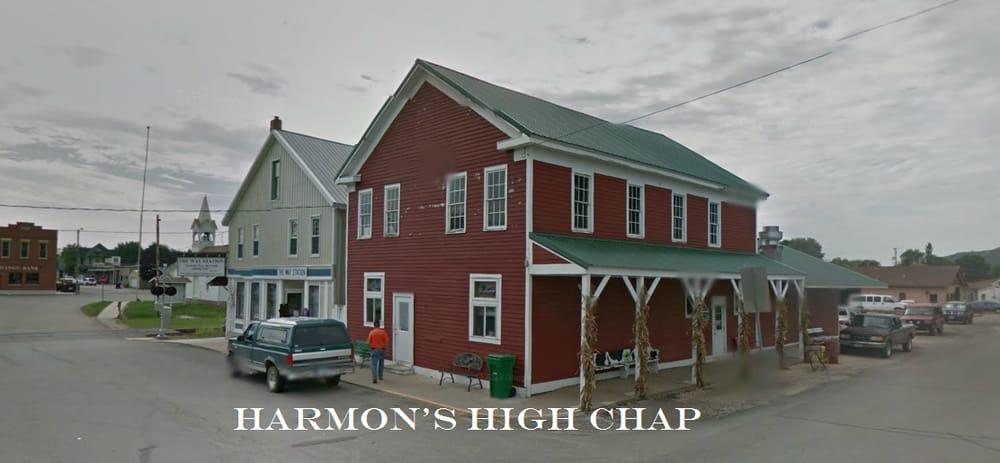 Harmon's High Chaparall Tavern & Restaurant: 247 Ross Ave SW, New Albin, IA