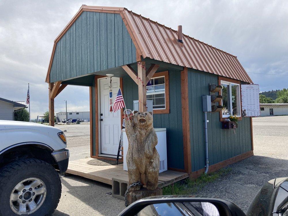 The Beartooth Beanery: 136 S Pratten St, Columbus, MT
