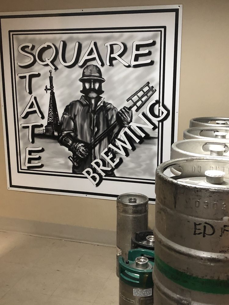 Square State Brewing: 422 S Main St, Rock Springs, WY