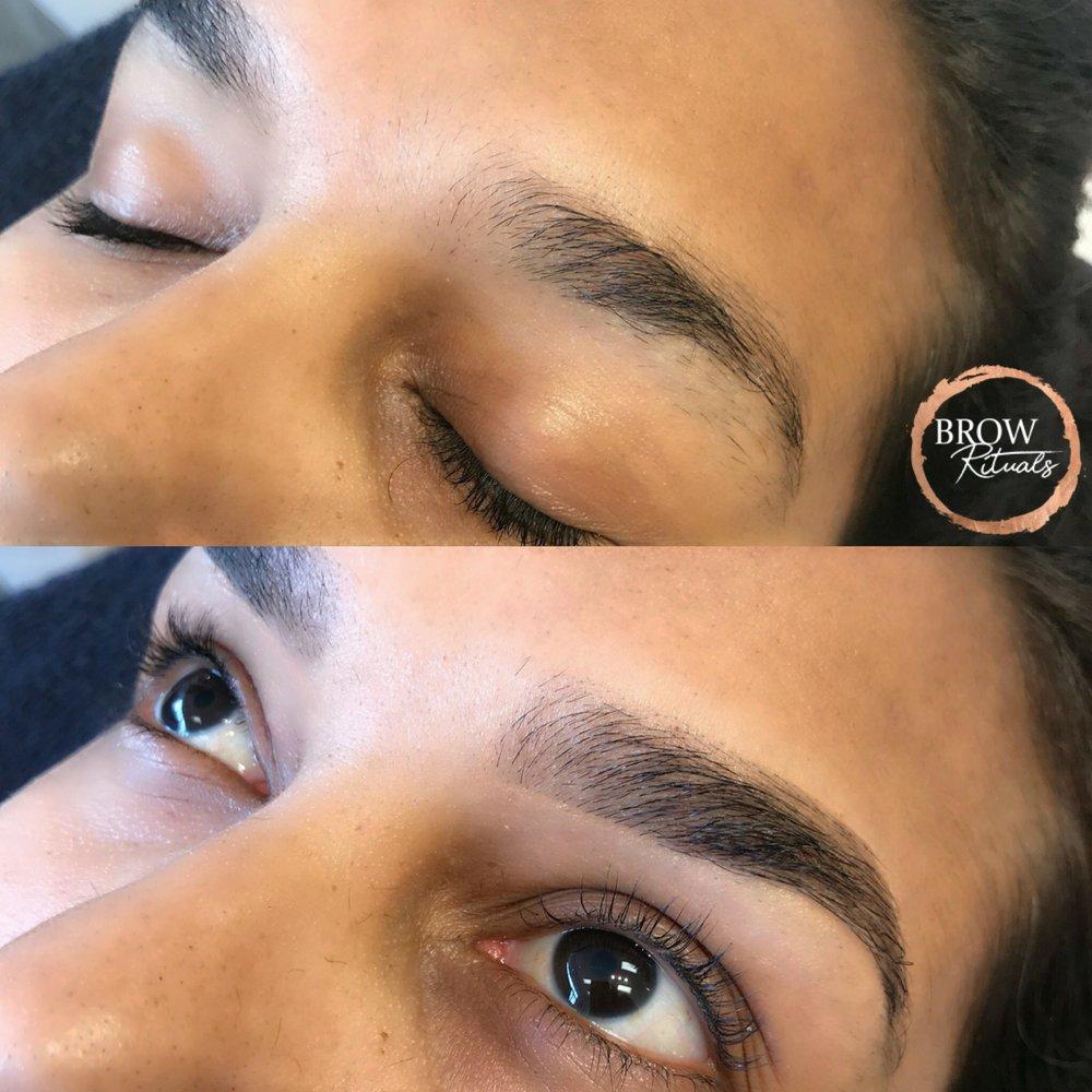 Eyebrow Threading Tinting Yelp