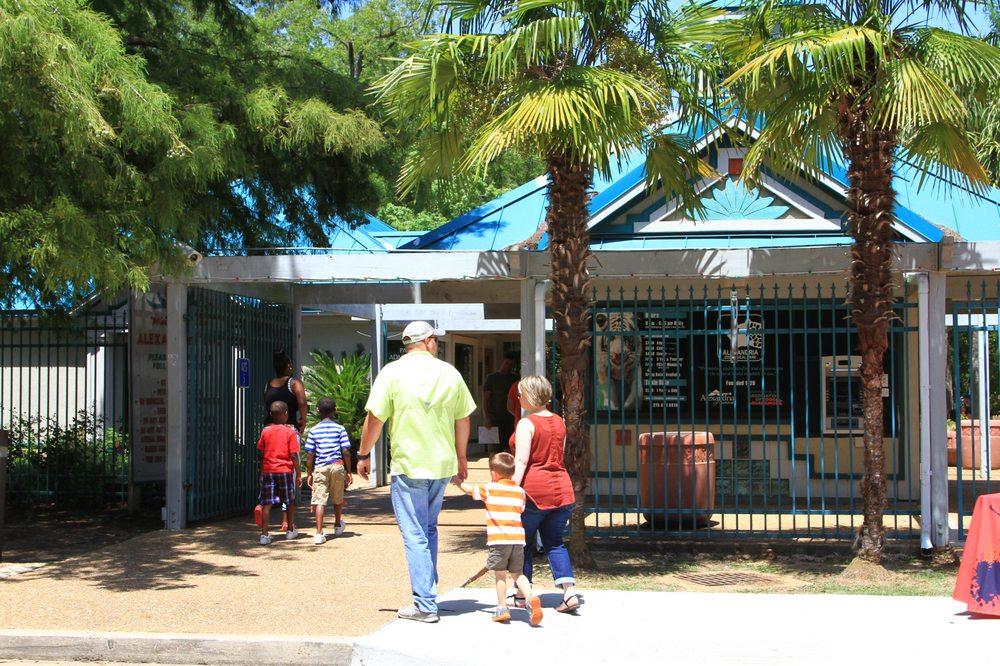 Alexandria Zoological Park: 3016 Masonic Dr, Alexandria, LA