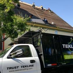 Photo Of Tekline Roofing   Seattle, WA, United States. Steep Slope Roof