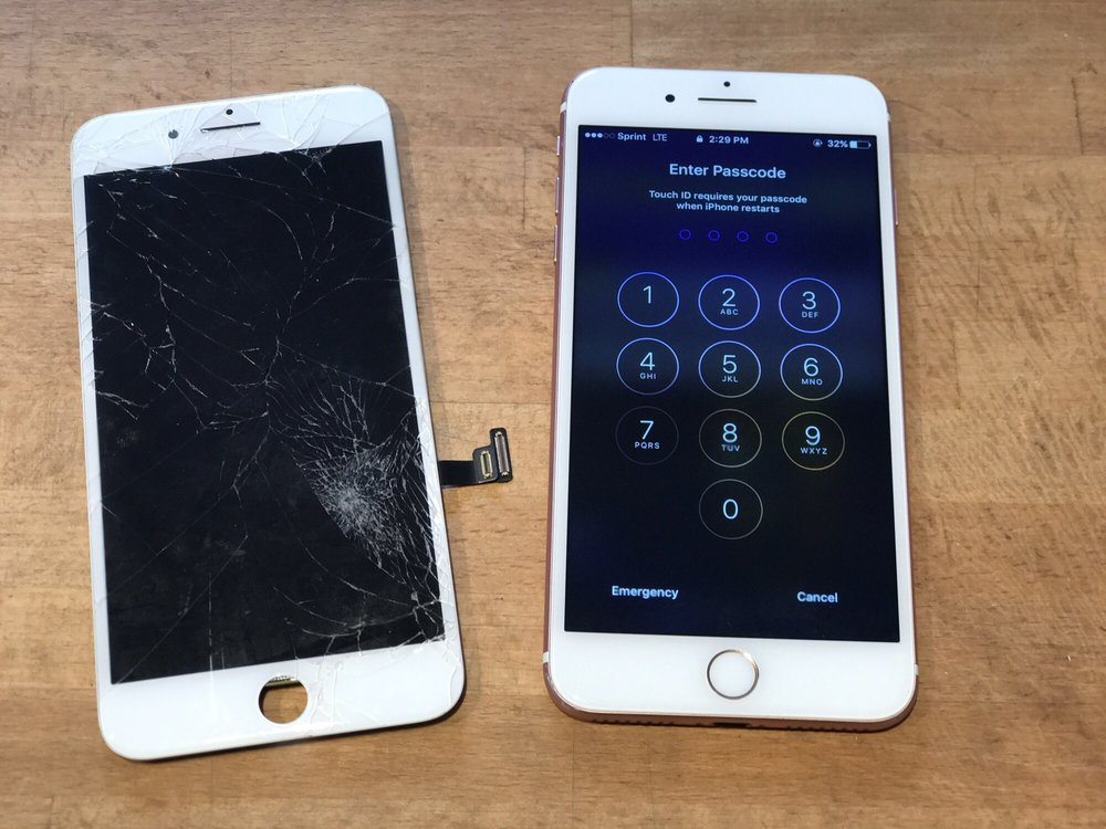 iphone screen repair san diego iphone 7 plus screen repair in la jolla fixed in 17702