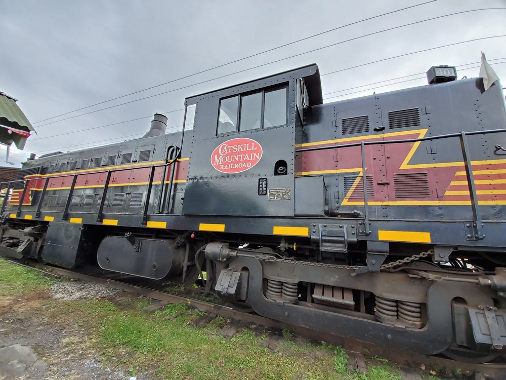 Catskill Mountain Railroad: 149 Aaron Ct, Kingston, NY