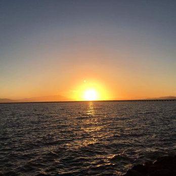 Photo Of Berkeley Marina Ca United States Sunset Views