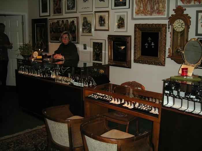 Michael Wm. Farrell Jeweler: 5420 Sand Point Way NE, Seattle, WA