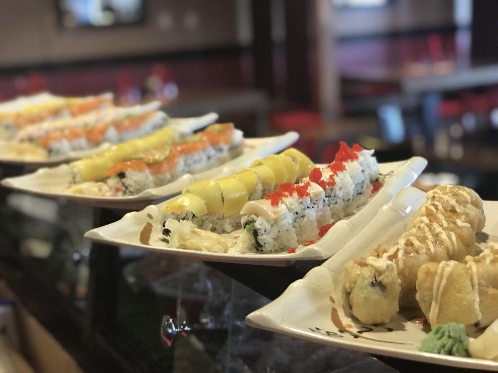 Kyoto Japanese Steakhouse & Sushi Bar: 992 S University Ave, Provo, UT