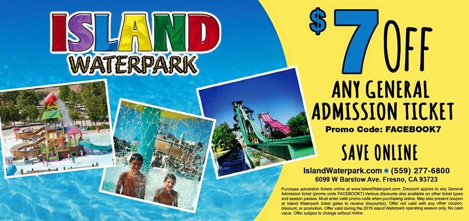 Expired Gulf Island Water Park Coupon Codes