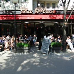 Caf Ef Bf Bd De France  Place D Italie  Paris