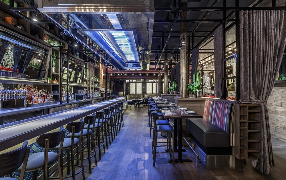 The Madison Bar and Kitchen