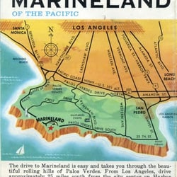 Palos Verdes Zip Code Map.Marineland Closed Aquariums 6610 Palos Verdes Dr S Rancho