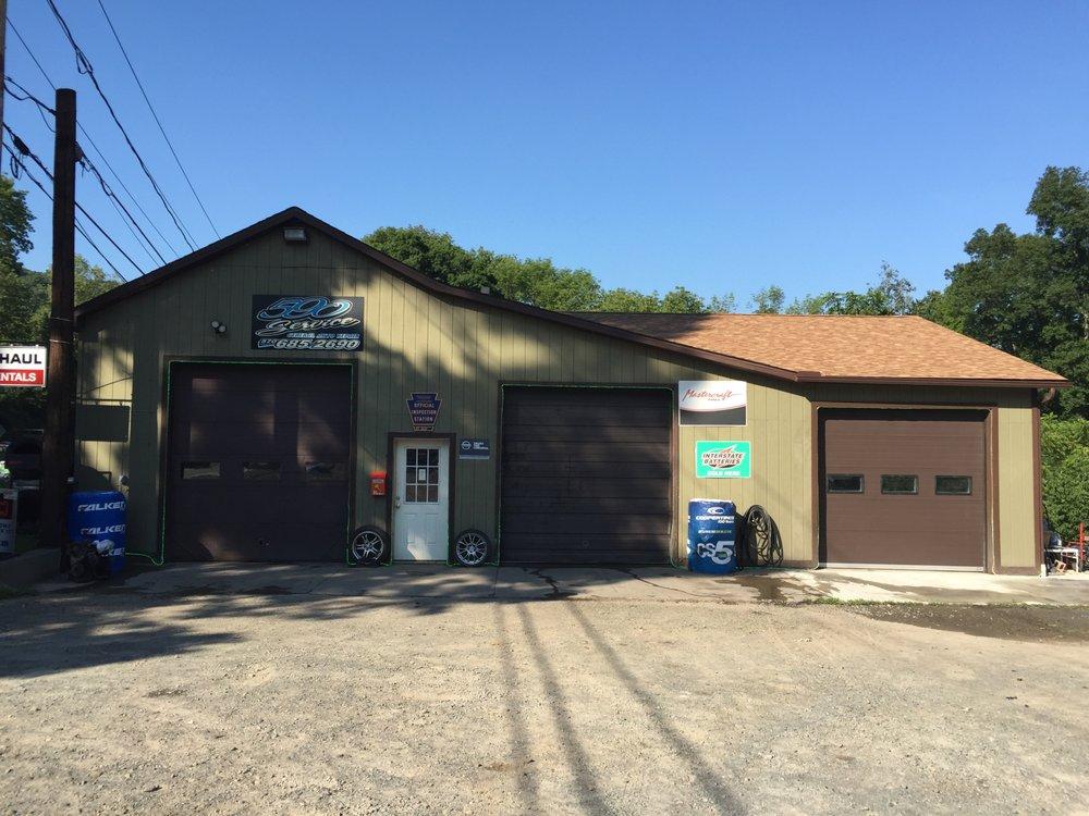 590 Service Station: 862 Pa Rte 590, Lackawaxen, PA