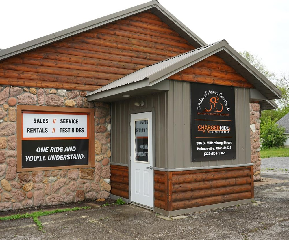 Charged Ride: 306 S Millersburg St, Holmesville, OH