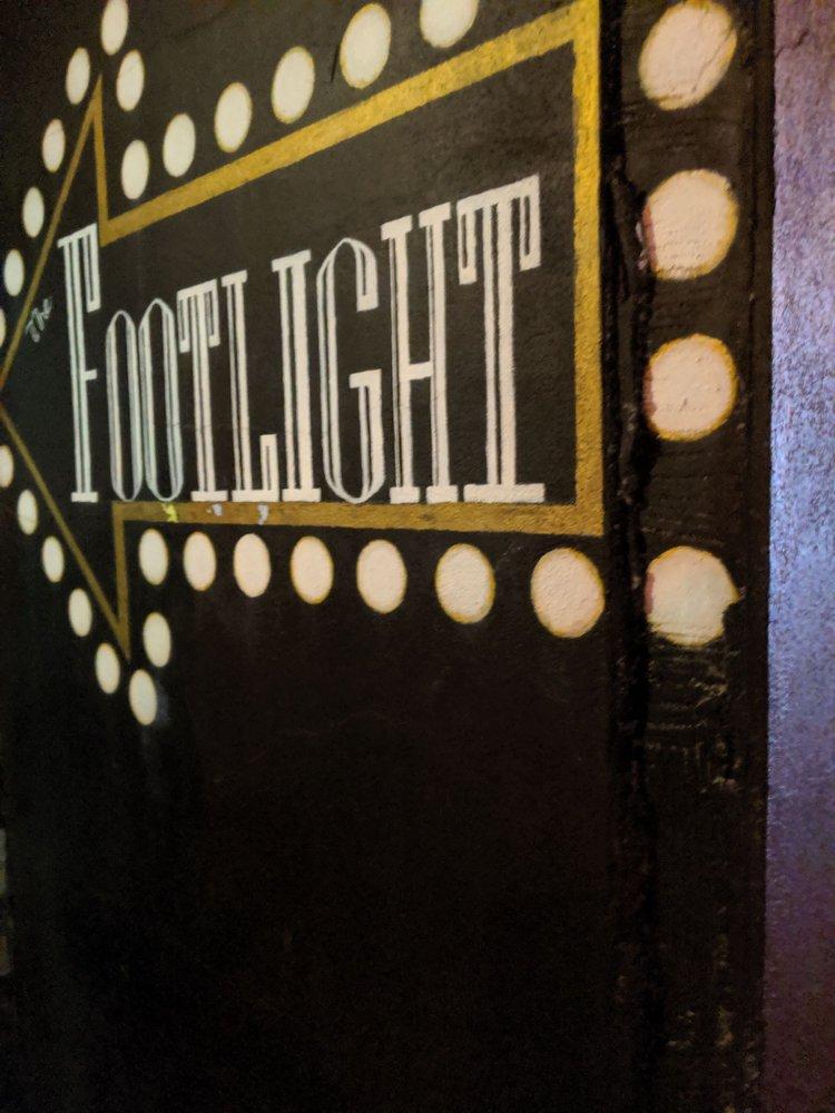 The Footlight Bar