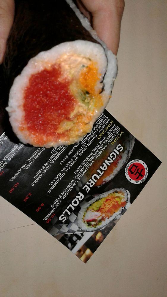 Yashi sushi coupon