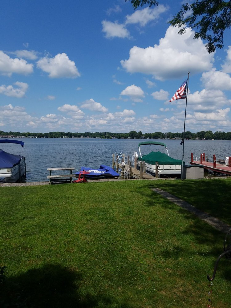 Indian Lake State Park: 12774 S R 235, Lakeview, OH