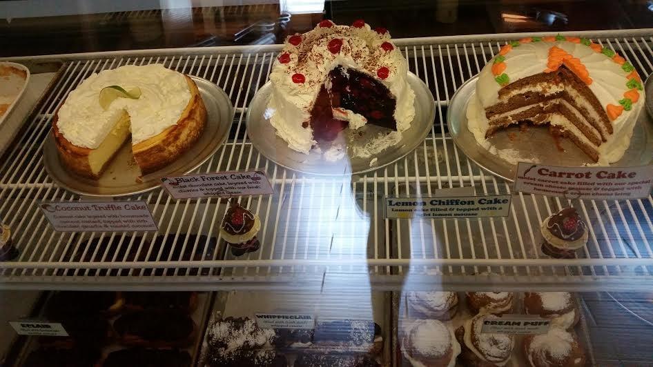 The Station Bakery & Cafe