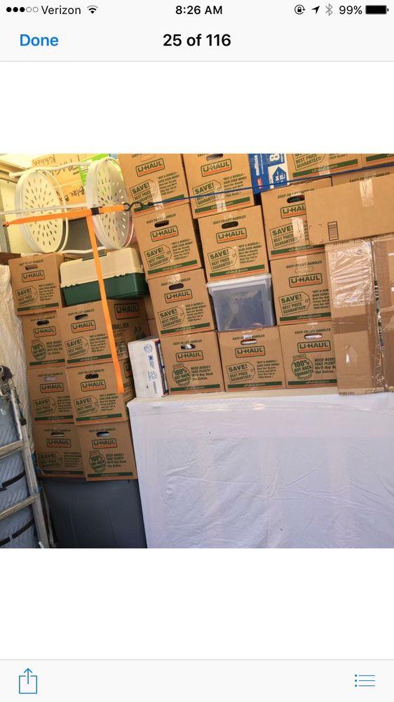 Gilbert Moving & Storage