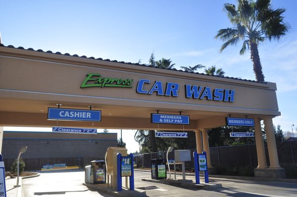 Car Wash Chico >> Surf Thru Express Car Wash 2573 Esplanade Chico Ca Car Washes