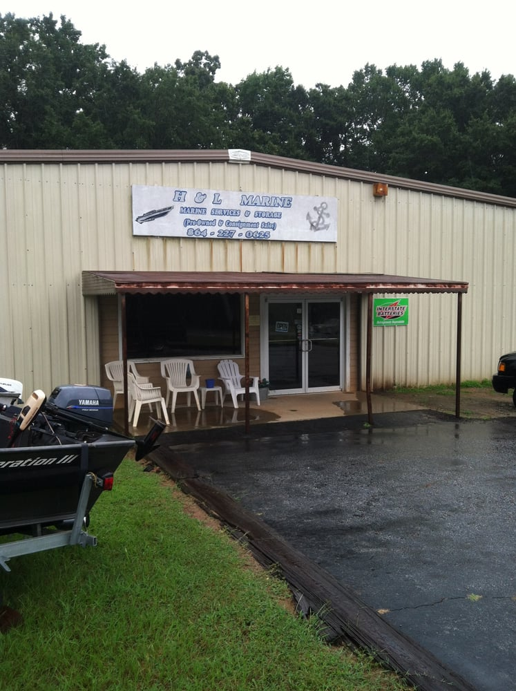 H and L Marine: 3218 Hwy 72 221E, Greenwood, SC