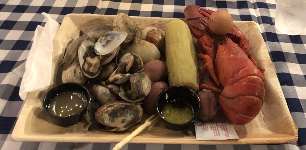 Red Claw Lobster Bakes: Boothbay, ME