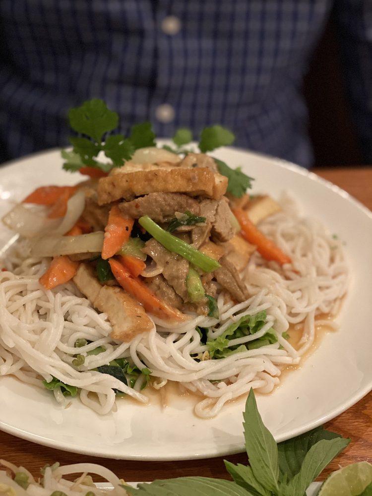 Food from Saigon Spring Restaurant