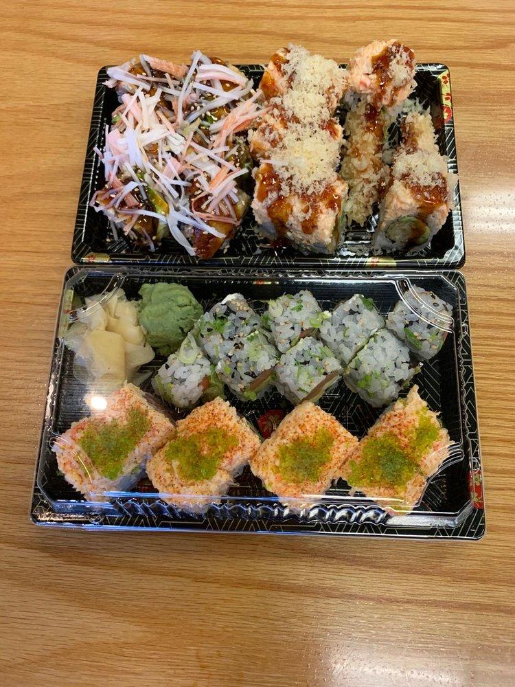 Wasabi Sushi & Grill: 1107 Highland Colony Pkwy, Ridgeland, MS