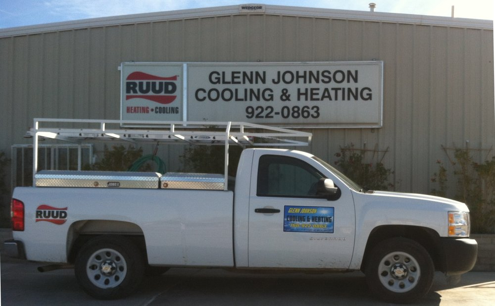 Glenn Johnson Cooling and Heating: 200 N Intake Blvd, Blythe, CA