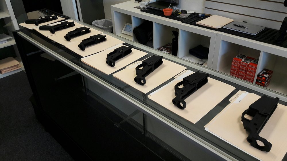 SC Guns: 2373 Pruneridge Ave, Santa Clara, CA