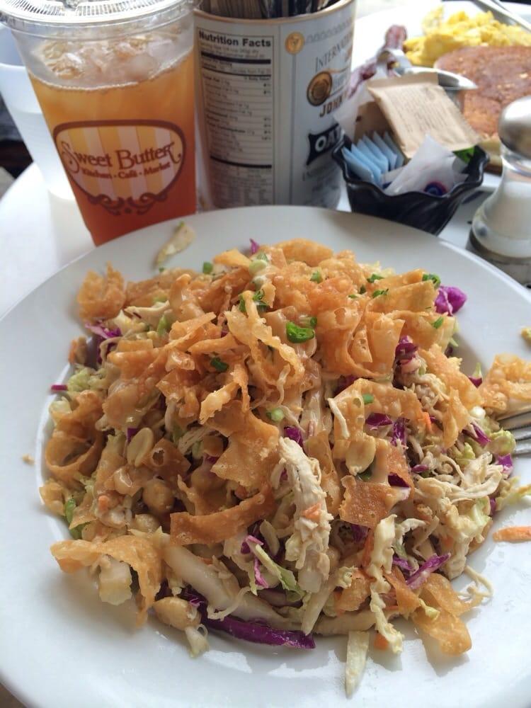 Chinese chicken salad - Yelp