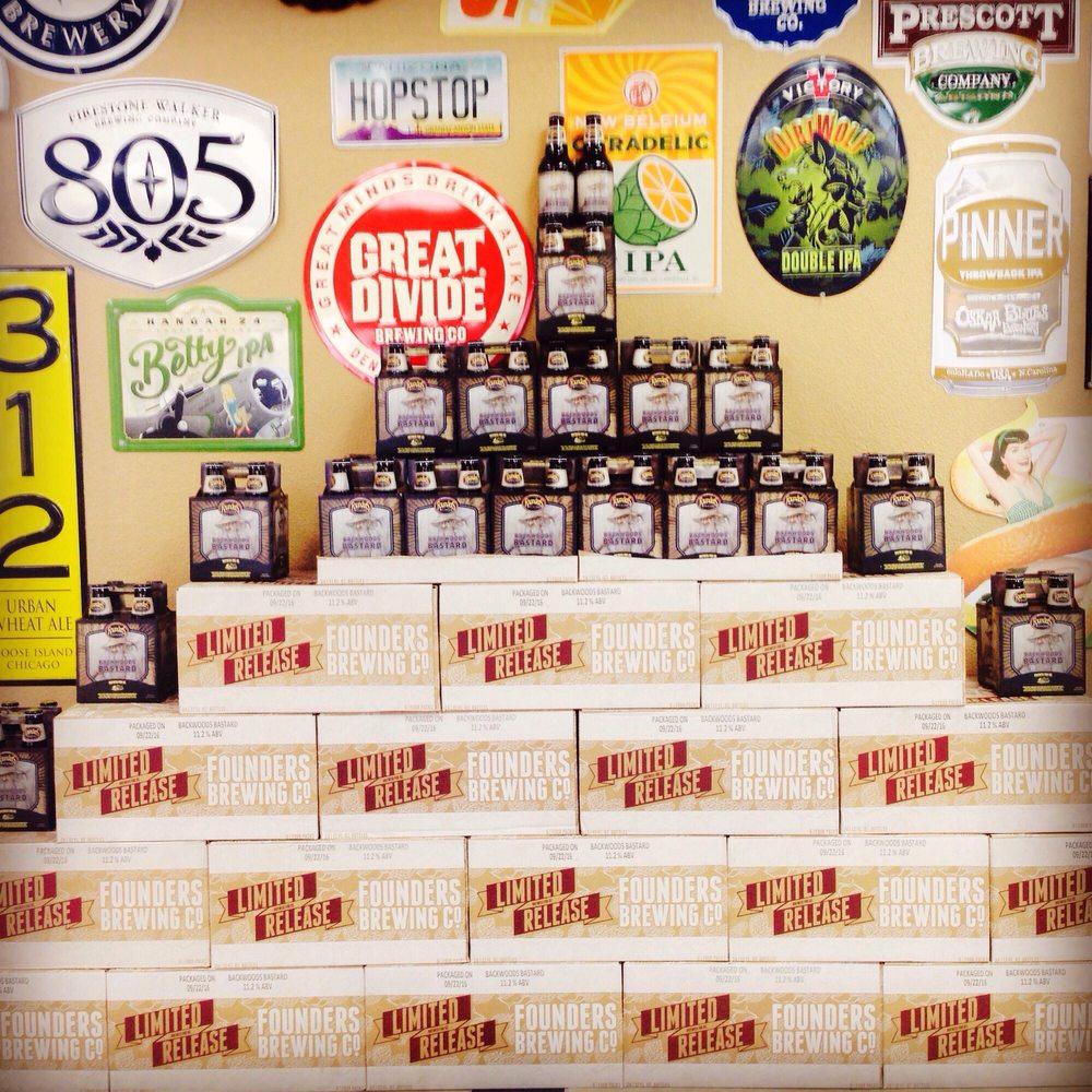 Craft Beer Hop Stop