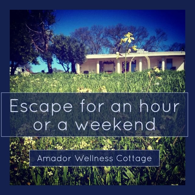 Amador Wellness Cottage: 16700 State Hwy 49, Plymouth, CA