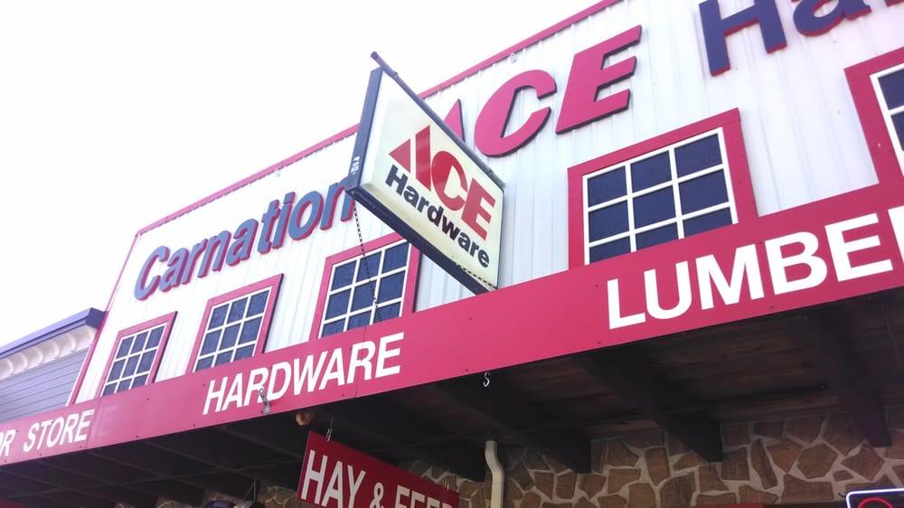 Carnation Ace Hardware: 4521 Tolt Ave, Carnation, WA