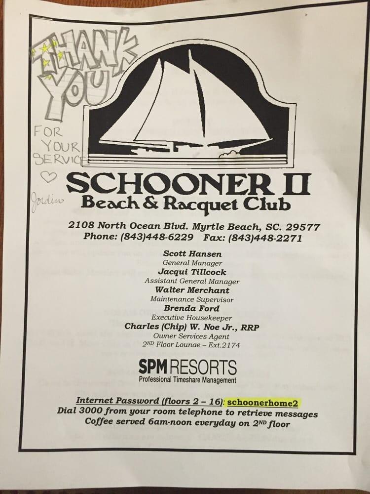 Schooner II Beach and Racquet Club - Slideshow Image 1