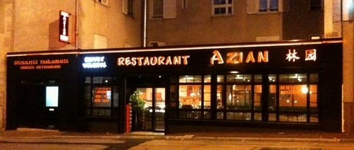 Restaurant Chinois Azian Limoges