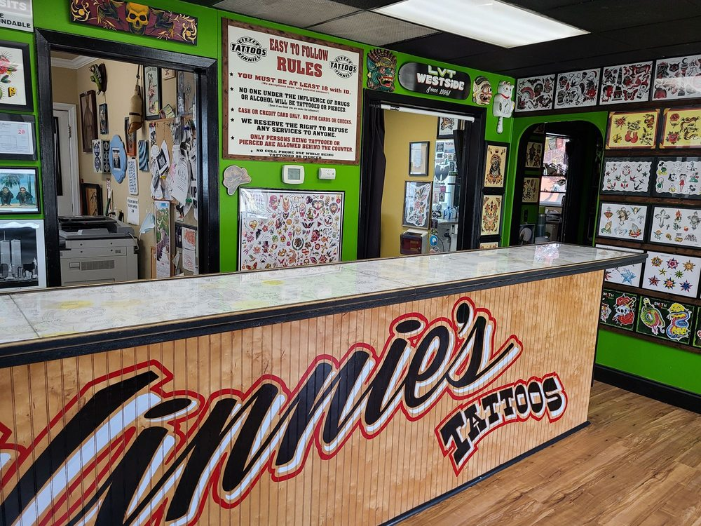 Little Vinnies West Side Tattoos: 8034 Liberty Rd, Windsor Mill, MD