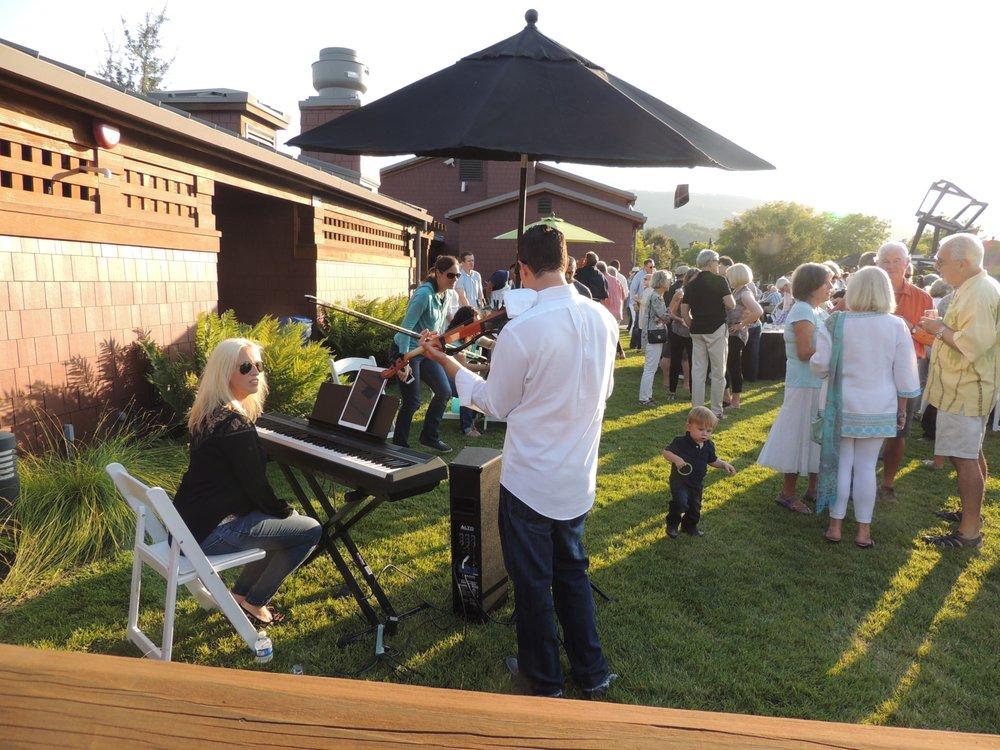 Yountville Community Center: 6516 Washington St, Yountville, CA