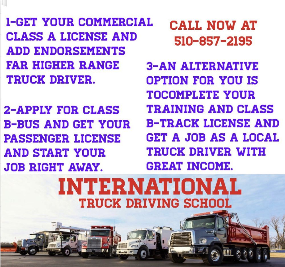 International Truck Driving School - 2019 All You Need to